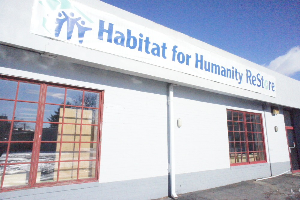 Frederick County Habitat For Humanity Relocates The Habitat Restore Home Improvement Center