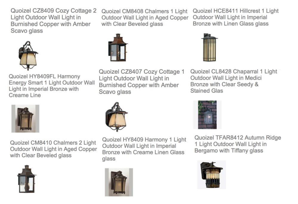 Quoizel Lighting Sale In Frederick Maryland Lighting
